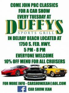 PBC Duffy