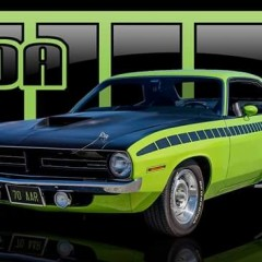 1970 Plymouth Cuda AAR Video