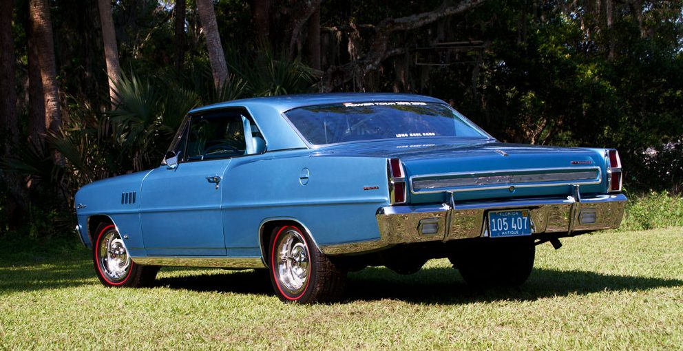 1962 Chevrolet Nova for Sale on ClassicCarscom